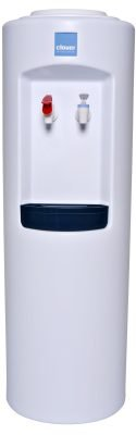 Clover B7A Hot and Cold Bottled Water Dispenser White