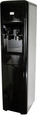 Clover D16A-B Water Dispenser -Hot and Cold Bottleless, High Capacity Dispenser